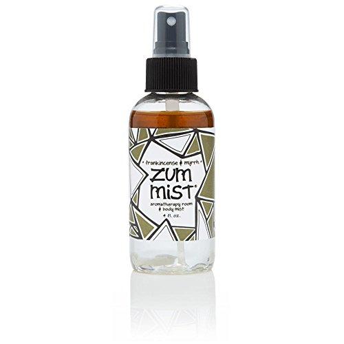 Indigo Wild Zum Mist, Frankincense & Myrrh, 4 Fluid Ounces