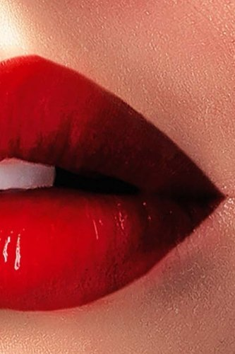 Red Lips Notebook: 150 lined pages, softcover, 6 x 9 ebook