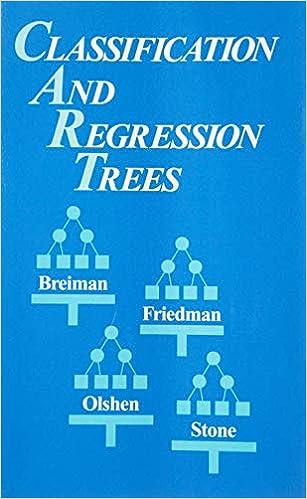 Classification And Regression Trees Breiman Pdf