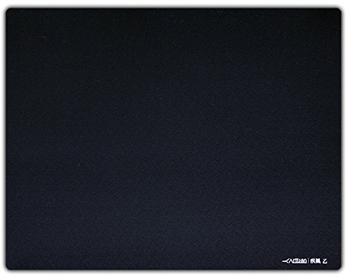 Hayate Otsu Soft M Japan Violet | Samurai Gaming Mouse Pad (Made in Japan)