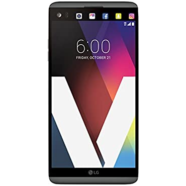 LG V20 Factory Unlocked Phone (Titan Grey)