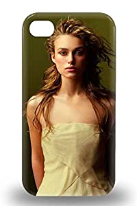 Cute Tpu Keira Knightley English Female Kei Pirates Of The Caribbean Pride And Prejudice 3D PC Case Cover For Iphone 4/4s ( Custom Picture iPhone 6, iPhone 6 PLUS, iPhone 5, iPhone 5S, iPhone 5C, iPhone 4, iPhone 4S,Galaxy S6,Galaxy S5,Galaxy S4,Galaxy S3,Note 3,iPad Mini-Mini 2,iPad Air )