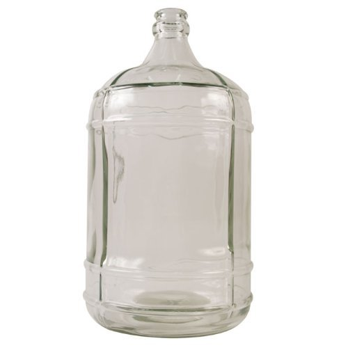 5 gallon glass water bottle - 6