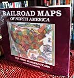 Railroad Maps of North America, A. Modelski, 0517642972