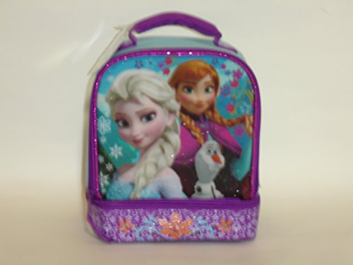 5dee7ef822c Disney Frozen 11 Mini Toddler Pre-school Childrens Ba Backpack Color  Disney  Frozen Princess Elsa   Anna Lunch Box Bag Kit Blue - Buy Online in UAE.