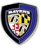 Baltimore Ravens Crest Pin