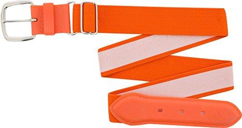 Adidas Youth Baseball Belt (Orange, Youth)