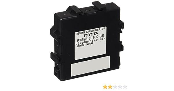 amazon com toyota genuine (pt398 03123) remote engine starter