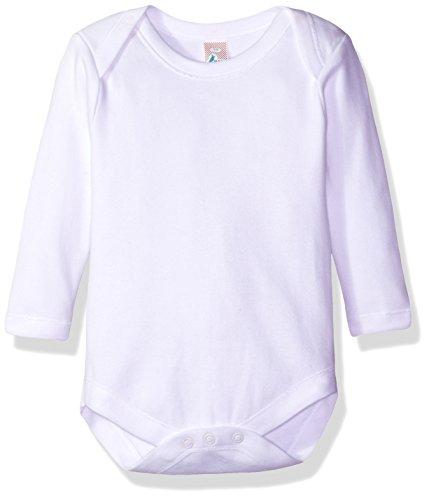 Baby Toddler White Onesies Bodysuit