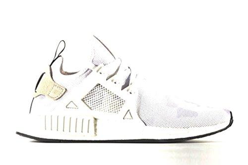 best service 18407 f7da3 adidas Men's NMD-XR1 Running Shoes White/White/Black 11.5 D(M) US