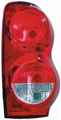 TYC 11-5994-01 Dodge Durango Driver Side Replacement Tail Light Assembly