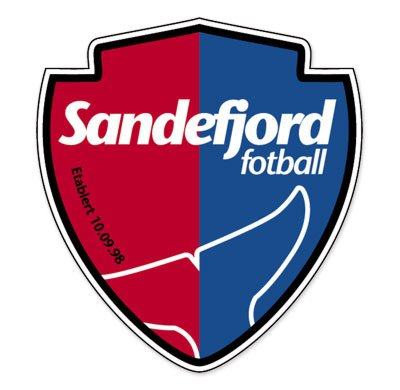 fan products of Sandefjord Fotball - Norway Football Soccer Futbol - Car Sticker - 4