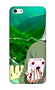 High Quality VenusLove Anime Bleach Skin Case Cover Specially Designed For Iphone - 5c