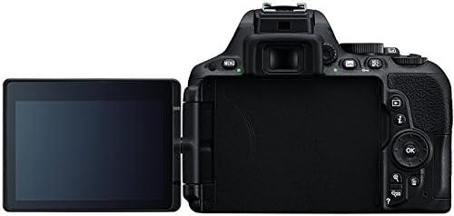 Nikon D5500 24.2 MP DSLR Camera With 3.2-Inch LCD 18-55 mm VR DX Lens (Black)(Renewed)