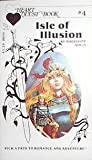 Isle of Illusion #, Madeleine Simon, 0880380683