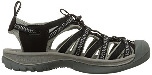 Black Sandal Womens Gray KEEN Whisper Neutral qT4tH1w