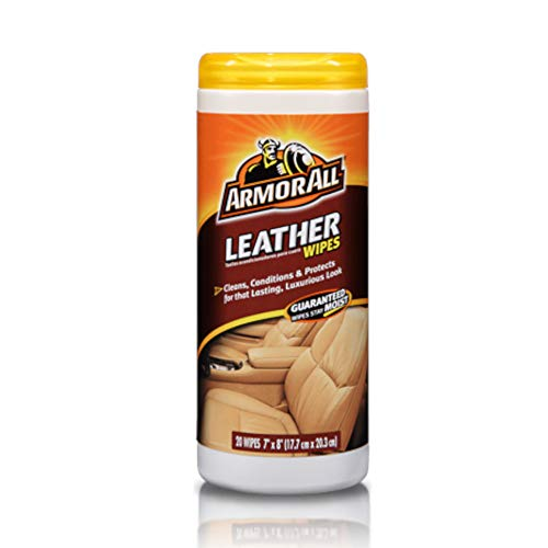 Armor All Leather Wipes (20 count) (10881)