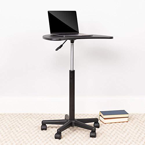 Flash Furniture Black Sit