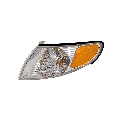 Solara Toyota Replacement Headlight (Headlights Depot Toyota Solara Park/Signal Light OE Style Replacement Driver Side New)