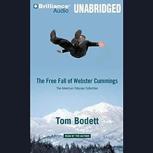 The Free Fall of Webster Cummings Audiobook