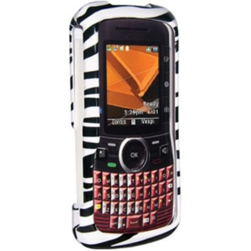 (Amzer Snap-On Crystal Hard Case for Nextel Motorola Clutch i465 -)