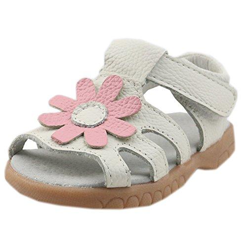 Orgrimmar Girls First Walkers Sunflower Open Toe Sandals