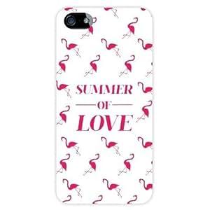 Carcasa Summer of Love para iPhone 5/5S
