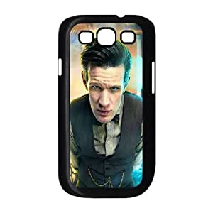 Doctor Who Matt Smith Samsung Galaxy S3 9300 Cell Phone Case Black DIY GIFT pp001_8942147