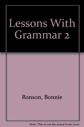 Lessons with Grammar 2