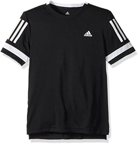 ボーイズ ユース テニスボーイズクラブ Tシャツ 3本線