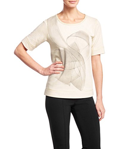Escada Sport EBOW T-Shirt (S - Small) - Top Escada Shirt