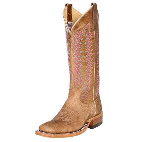 Anderson Bean Womens Mad Cat Cowgirl Boots 8 B(M) US Tan