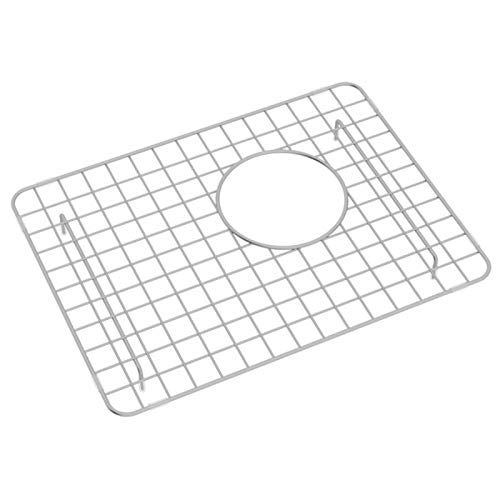 Rohl WSG4019SMSS Wire Sink Grids, 15-Inch by 11-1/8-Inch, Stainless Steel