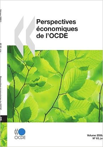 Ebooks rapidshare télécharger deutsch Perspectives économiques de l'OCDE, Volume 2008 Numéro 1 in French PDF PDB CHM