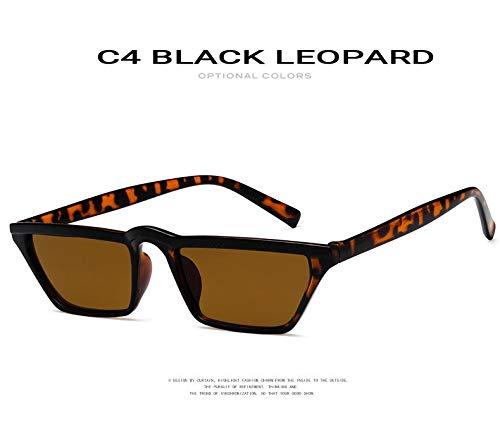 Leopard Leopard C4 Stillar Homme Soleil Black C4 Black Lunettes de q7POZ