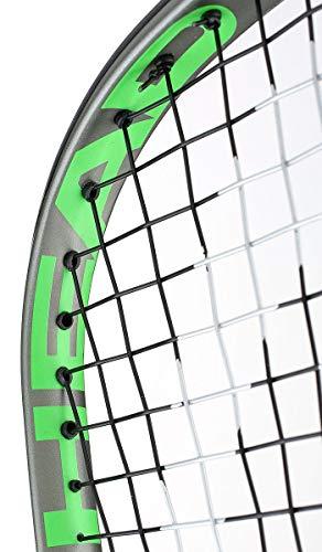 HEAD Graphene XT Radical 160 Racquetball Racquet (3 7/8) by HEAD (Image #2)