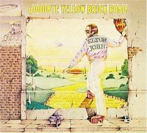 Elton John - Goodbye Yellow Brick Road (Vinyl/LP) (Elton John Yellow Brick Road Yellow Vinyl)