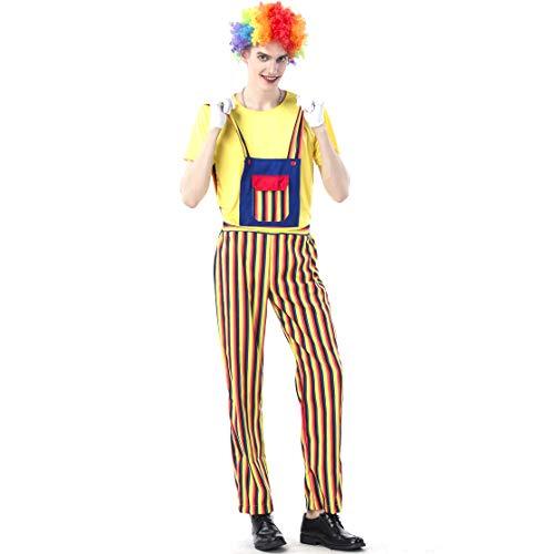 Thématiques Adulte Nouvel An style1 Jeu Carnaval Rôle Convient Les m Uniforme Clown Halloween Style1 Festival Cosplay Parties De Costume Gaojuan Pour Sexy gtTZaWHwA