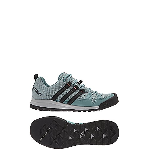 Grey AX2 Shoe Chalk outdoor Hiking adidas Carbon Two Women's Coral Avxnq