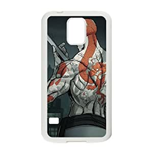 Mark of the Ninja Samsung Galaxy S5 Cell Phone Case White xlb2-197757