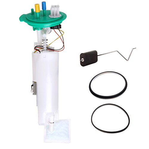ECCPP Electric Fuel Pump Module Assembly w/Sending Unit Replacement for Chrysler Town Country Voyager 2001 2002 2003 V6 3.3L E7146M (Fuel Caravan Pump)