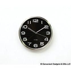 Karlsson Wall Clock Maxie, Black
