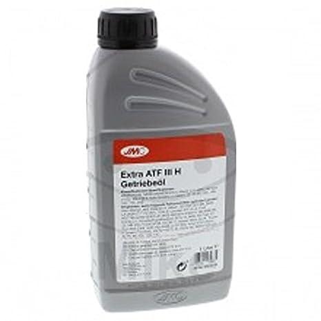 JMP ATF de getriebeöl - 558.00.66 - 1 l extra ATF III H L Precio 12,33 €: Amazon.es: Coche y moto