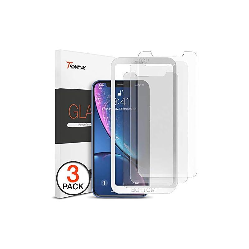 Trianium (3 Packs) Screen Protector Desi