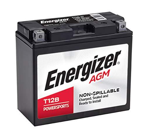 Energizer T12B Black AGM