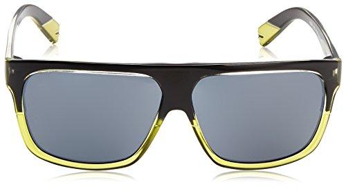de Gafas sol 05a Diesel Shiny Green unisex Black z8w77d5q