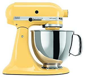 KitchenAid RRK150MY  5 Qt. Artisan Series - Majestic Yellow (Certified Refurbished)