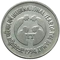 Genuine Coins Gallery.International Year of The Family