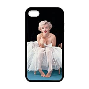 Marilyn Monroe Barefoot Case for iPhone 4/4s case