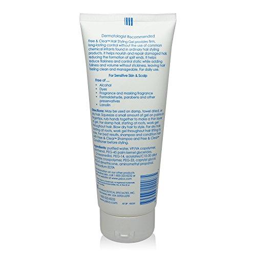 Buy rated hair gel